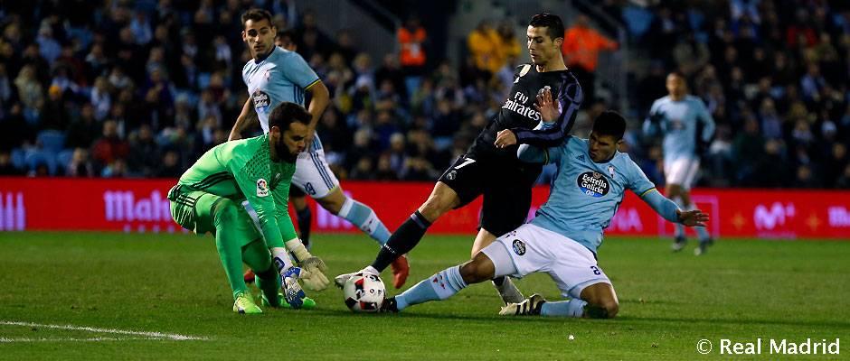 2-2: El Celta elimina a un Real Madrid en crisis de resultados