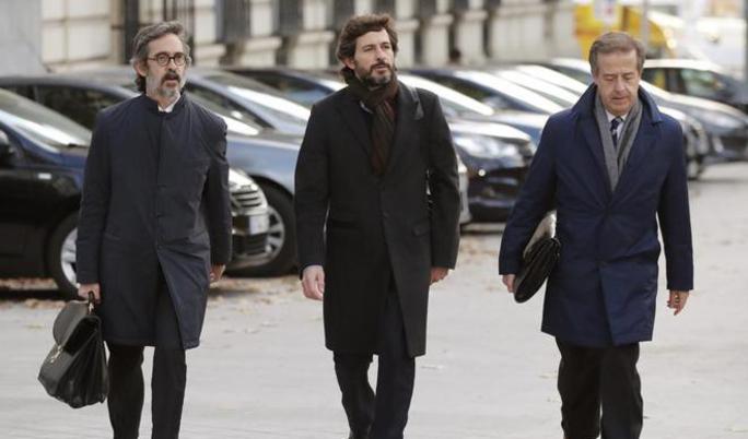 La Fiscalía pide prisión para Oleguer Pujol porque puede seguir blanqueando