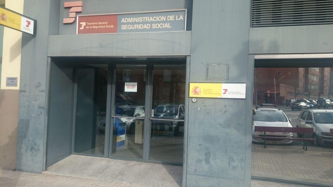 Bajan los afiliados a la Seguridad Social en Navarra un -3,05% en 2020