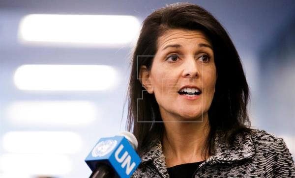 EE.UU. anuncia una nueva era en la ONU y amenaza a quienes no lo apoyen