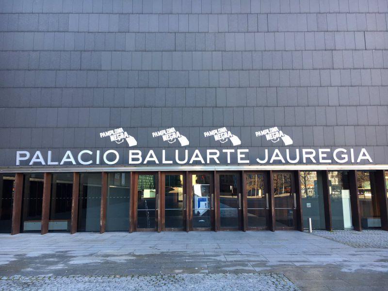 AGENDA: 17 enero, en Baluarte, penúltima jornada del Festival Pamplona Negra