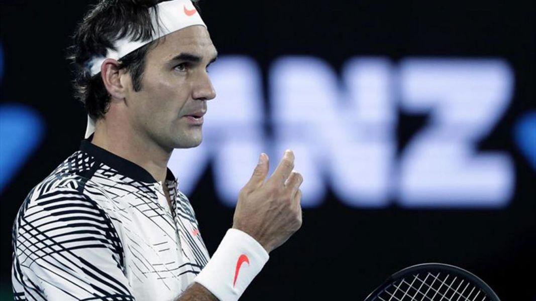 Federer prevé momentos complicados para los veteranos ante los nuevos talentos