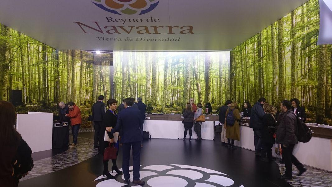 Turismo de Navarra invita en FITUR a conocer la Comunidad Foral a través de 30 senderos