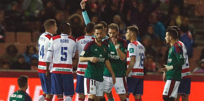 Osasuna se la juega en Granada ante un rival directo con bajas importantes
