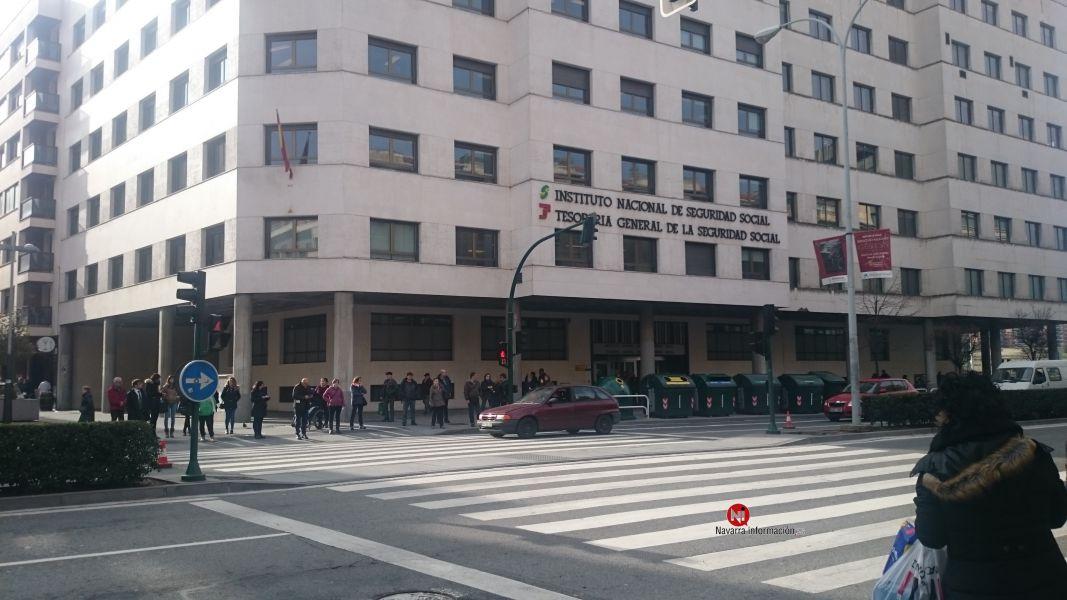 La afiliación a la Seguridad Social en Navarra aumenta en 2.105 personas en marzo, un 0,7%