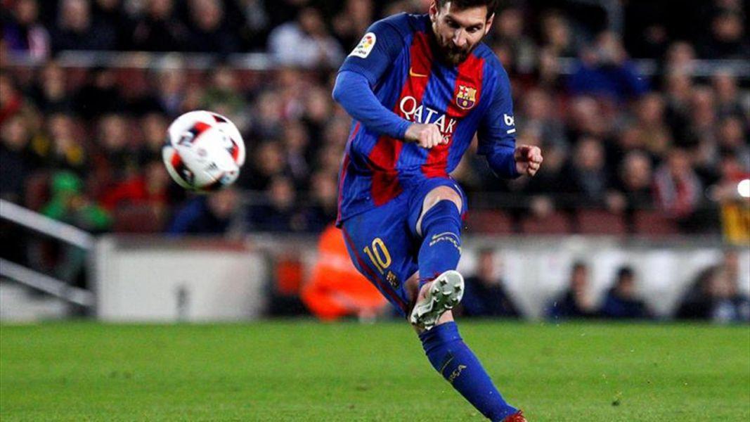 2-0. El Barcelona recupera parte de su autoestima al abrigo de Messi