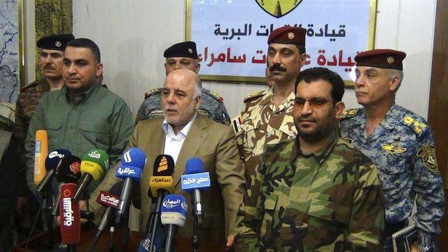 """El primer ministro iraquí anuncia la victoria sobre Estado Islámico en Mosul  y dice que la ciudad está """"liberada"""""""