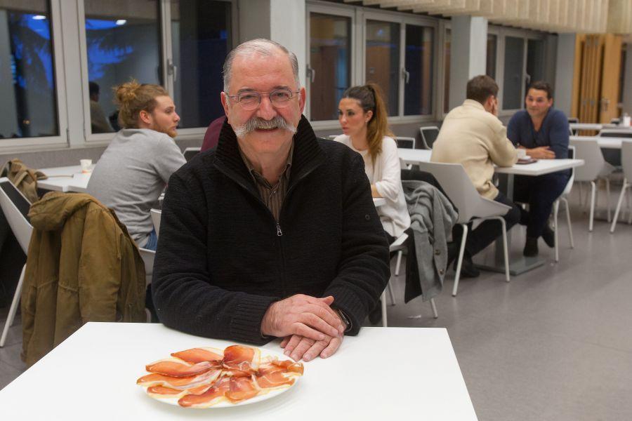 """Subijana en la Universidad de Navarra: """"La tecnología culinaria no va a sustituir a lo artesano"""""""