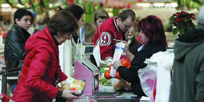 Los salarios siguen estancados pese al crecimiento económico de los últimos tres años