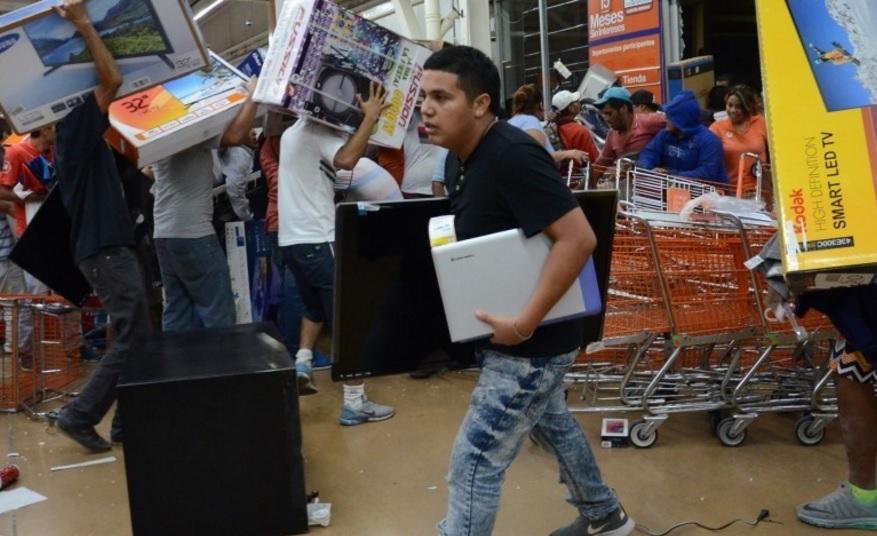 """Mejico: Las protestas por el """"gasolinazo"""" dejan 3 muertos y más de 600 detenidos"""