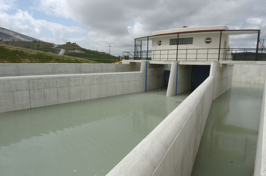 CANASA aprueba adjudicar la redacción del proyecto de la II fase del Canal de Navarra