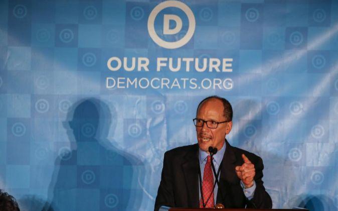 El Partido Demócrata de EE.UU. elige al hispano Tom Pérez como su nuevo líder