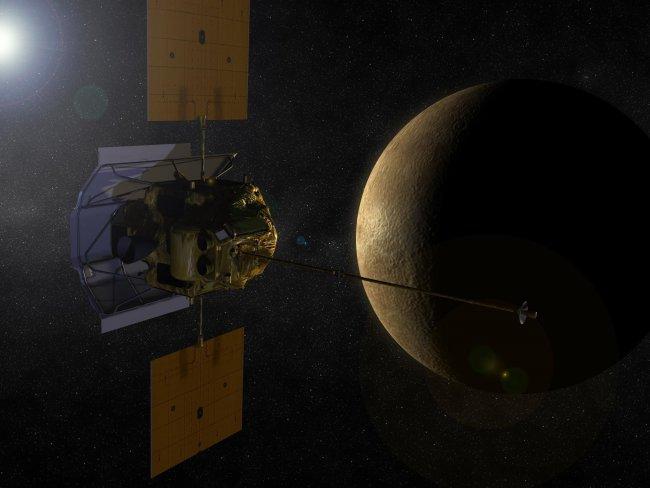 Matemáticas españolas para optimizar las misiones a Mercurio
