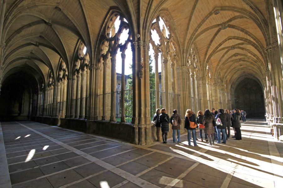 Navarra bate su récord turístico con cerca de 1,4 millones de viajeros en 2016, un 8% más que el año anterior