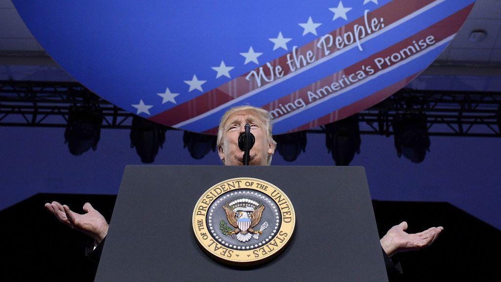 EE.UU. entra en la recta final para las primeras legislativas de la era Trump