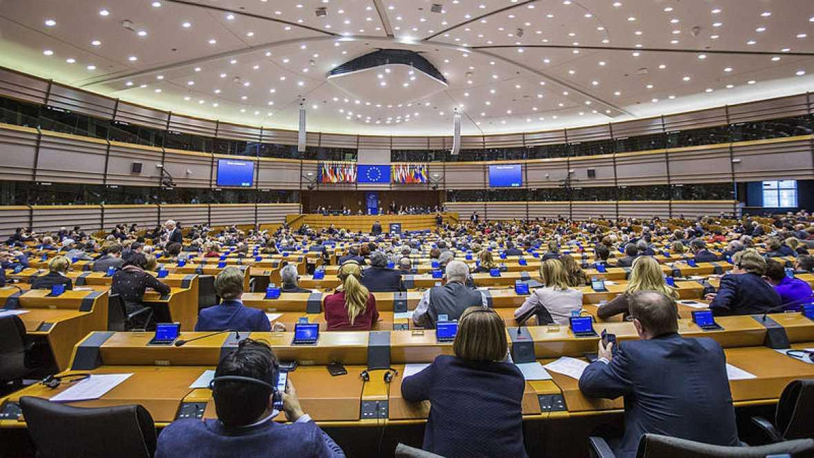 Eurodiputados españoles muestran sus discrepancias sobre Cataluña en el PE