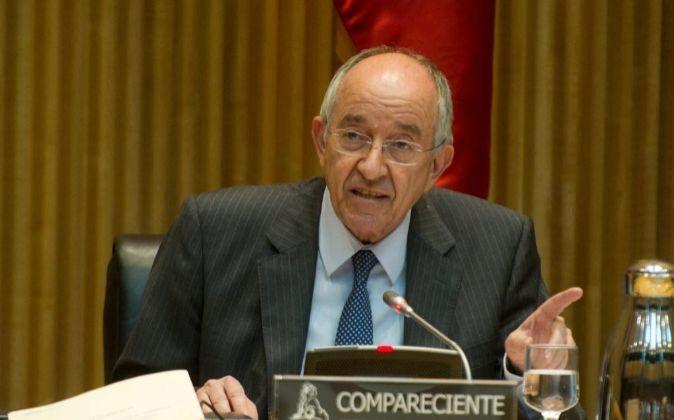 Fernández Ordóñez y Julio Segura, ante el juez como investigados por Bankia