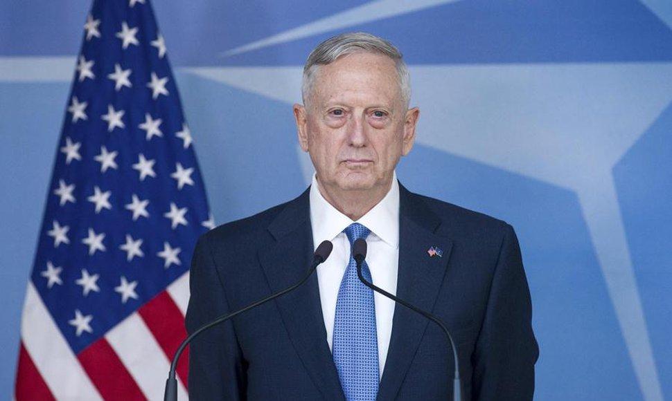 Mattis aboga por la diplomacia con Pyongyang siempre que el régimen no ataque