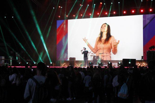 Los reyes de YouTube hacen gala de su ingenio en el primer Tubecon español