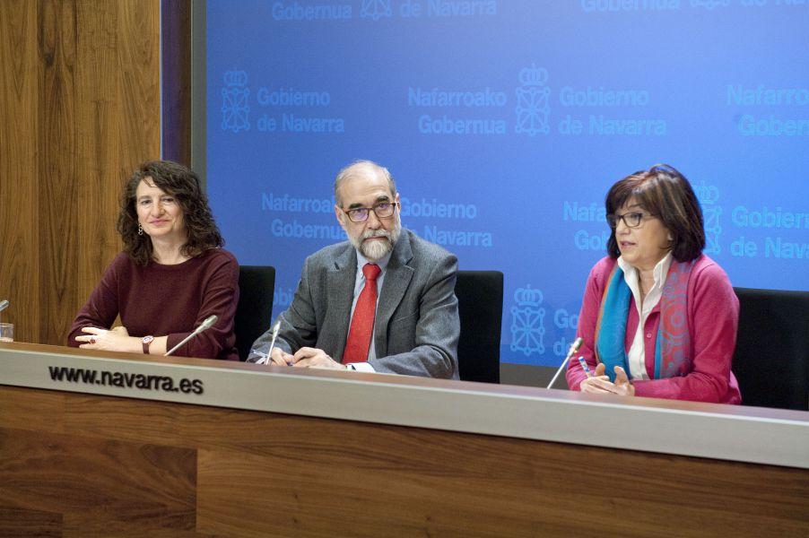 Navarra implementará en 2020 el nuevo Programa Poblacional de Detección Precoz de Cáncer de Cérvix