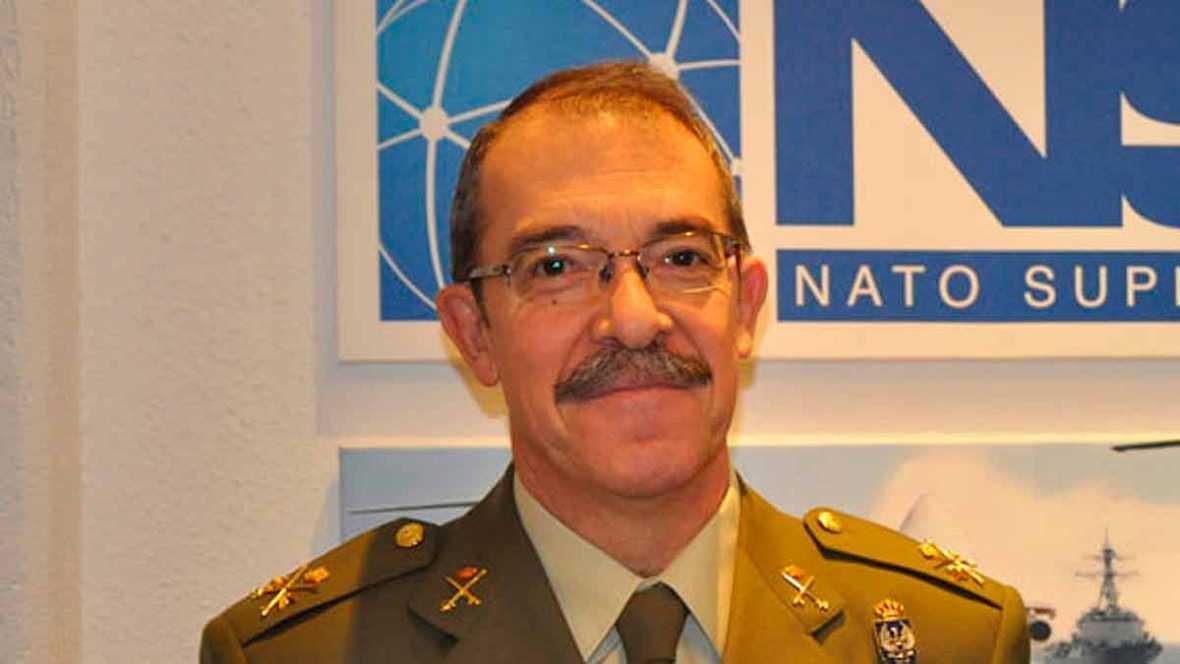 El Gobierno nombra al teniente general Fernando Alejandre nuevo jefe de la cúpula militar
