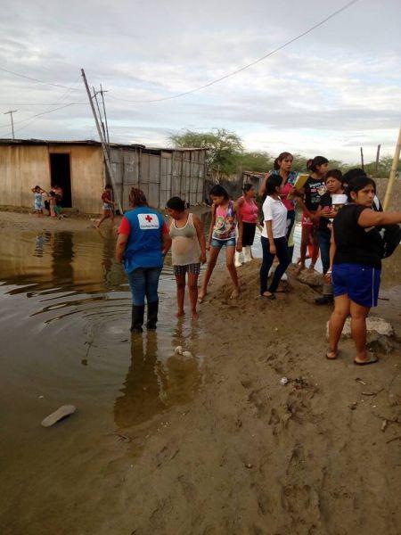 Más de 643.000 personas afectadas por las graves inundaciones en el norte de Perú