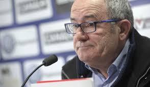 Sabalza será el presidente de Osasuna en el centenario del club en 2020