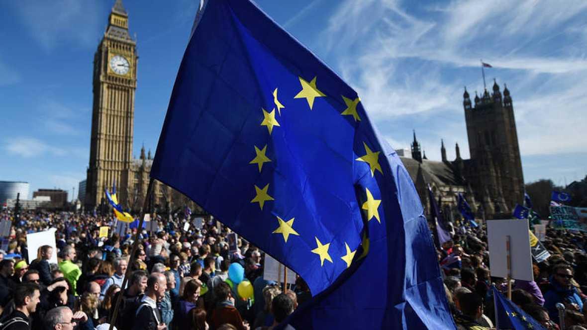 El 55 % de los británicos quiere otro referéndum del