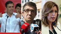 Díaz, Sánchez y López se medirán en un único debate el 15 de mayo en Ferraz