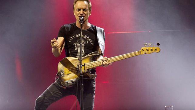 Sting regresa triunfal a Gredos 11 años después ante 15.000 almas