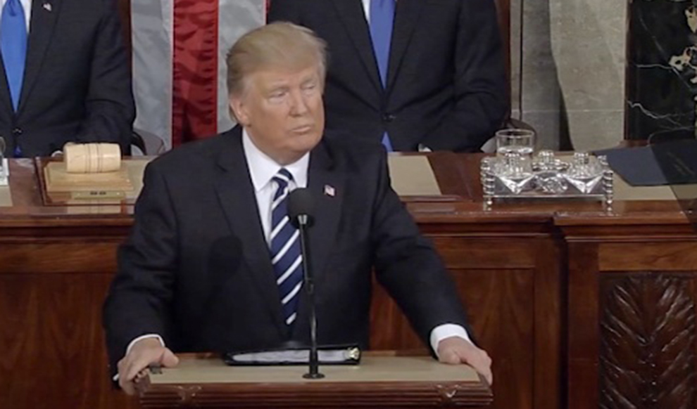 Trump recibirá a los reyes de España en reconocimiento de