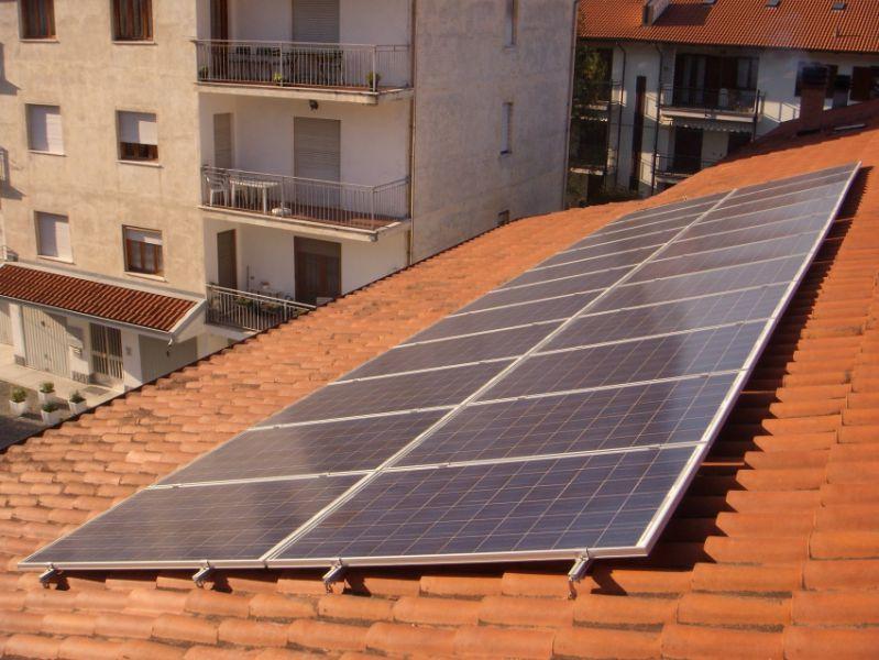 Ahorrar energía con las placas solares