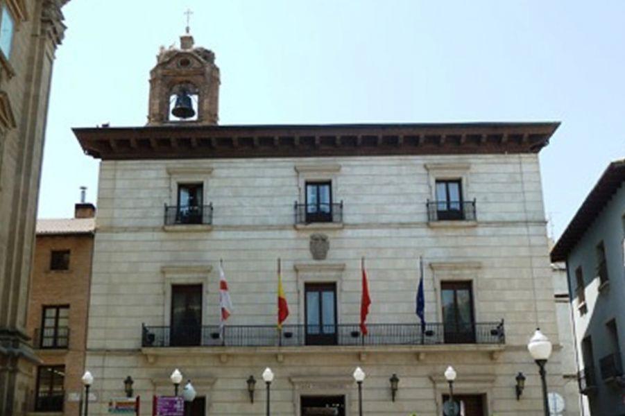 Ayuntamiento de Tudela acogió 47 enlaces civiles en 2017, ocho más que 2016