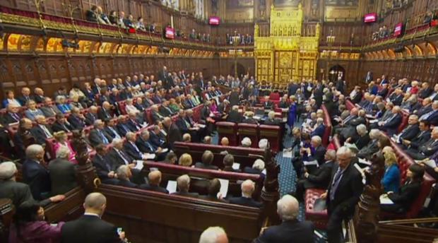 """El Gobierno de May afronta una rebelión en los Comunes por ley del """"brexit"""""""