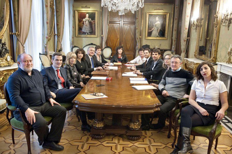 Se abre la consulta ciudadana previa sobre el anteproyecto de Ley Foral de Participación Democrática