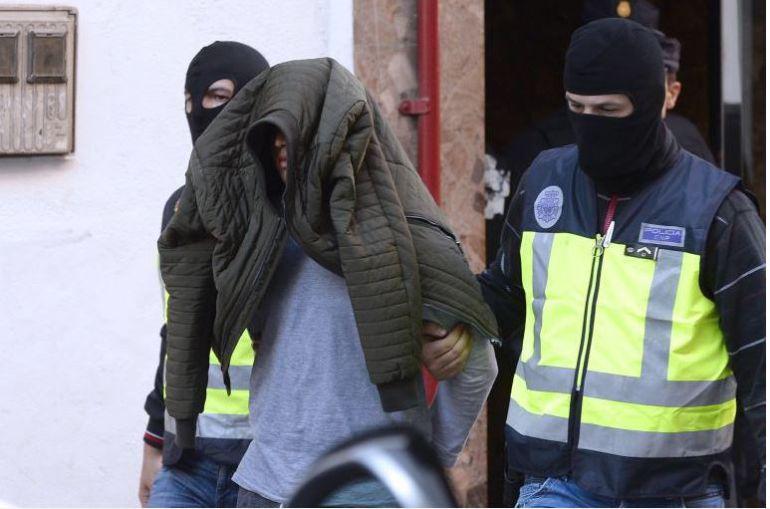 Detenidas seis personas integradas en una célula de Dáesh, cuatro en Mallorca