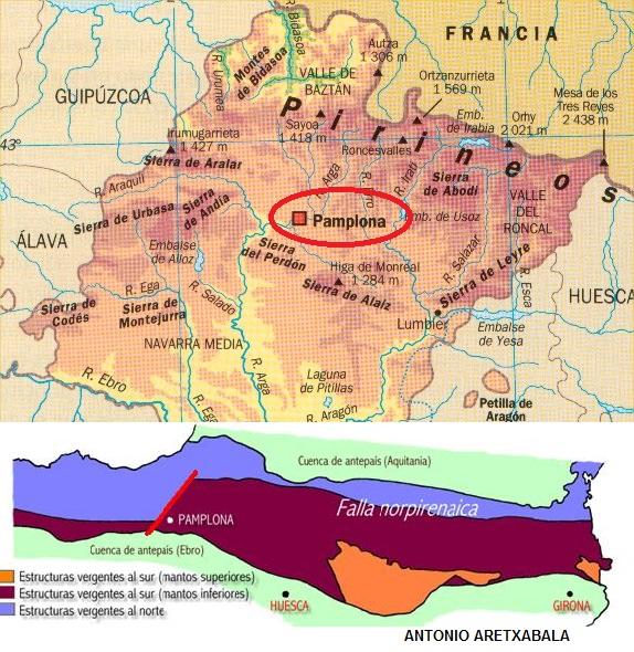 Pamplona no saldría «airosa» de un terremoto de más de cinco grados