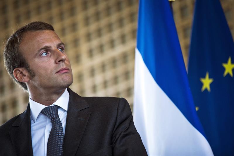 Macron derrotaría a Le Pen en la segunda vuelta de las elecciones de Francia