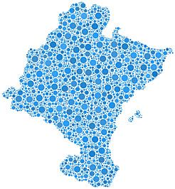Navarra alcanza la media de riqueza de la Unión Europea, según Eurostat