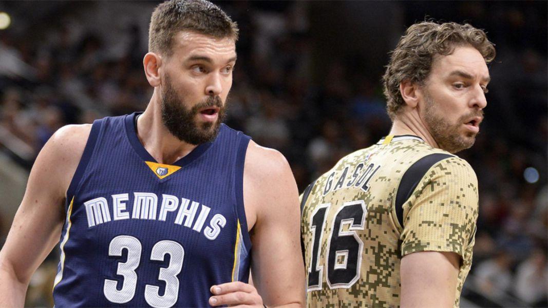 Marc gana el duelo a Pau, pero Grizzlies pierden ante Spurs