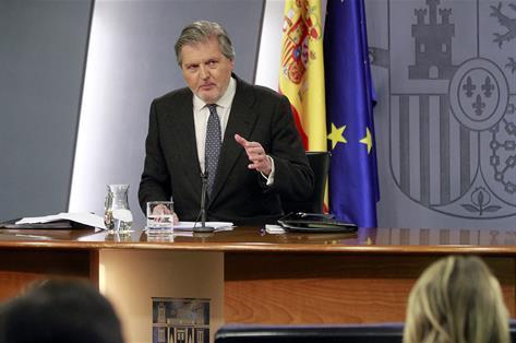 El Gobierno deslegitima para el diálogo tras el 1-O a Puigdemont y Junqueras