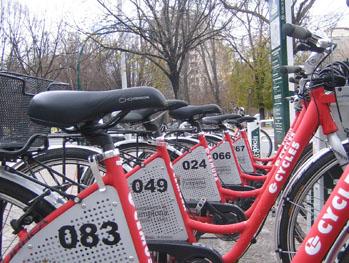 El PSN pide mejorar el sistema de alquiler de bicicletas públicas en Pamplona