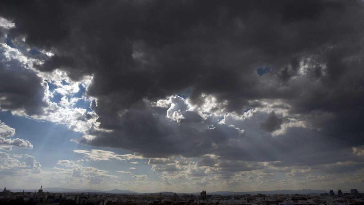 Tiempo nublado y fresco este domingo en Navarra