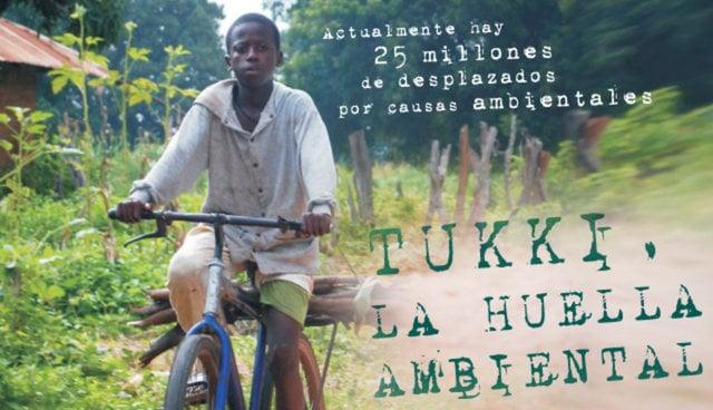 AGENDA: 11 de abril, en Museo de Educación Ambiental, 'Tukki, la huella ambiental'