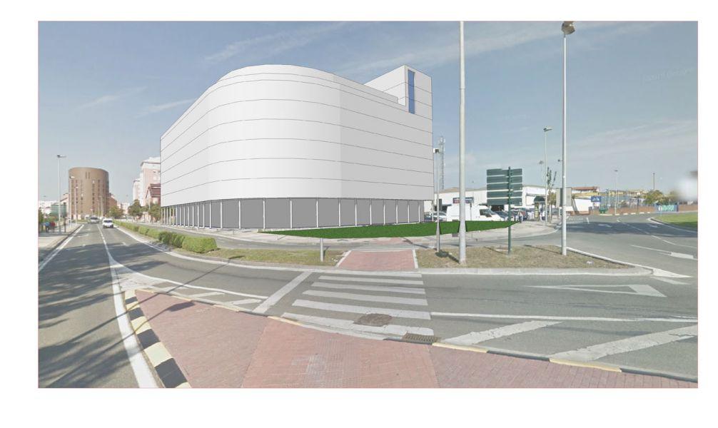 Aprobado el Plan Especial de San Jorge con un nuevo edificio en Cuatrovientos