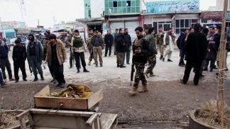 Un ataque talibán a una base del Ejército afgano causa al menos 60 muertos