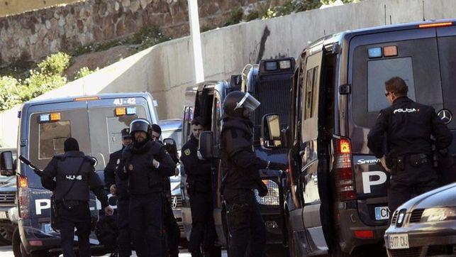 Detenido en Ceuta un español integrado en el aparato de propaganda de Dáesh