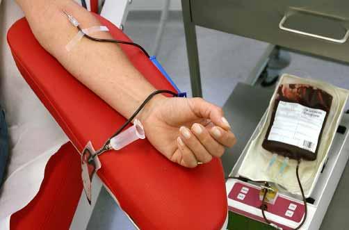 La unidad de donación de sangre de Tudela amplía su horario para abrir la tarde de los jueves