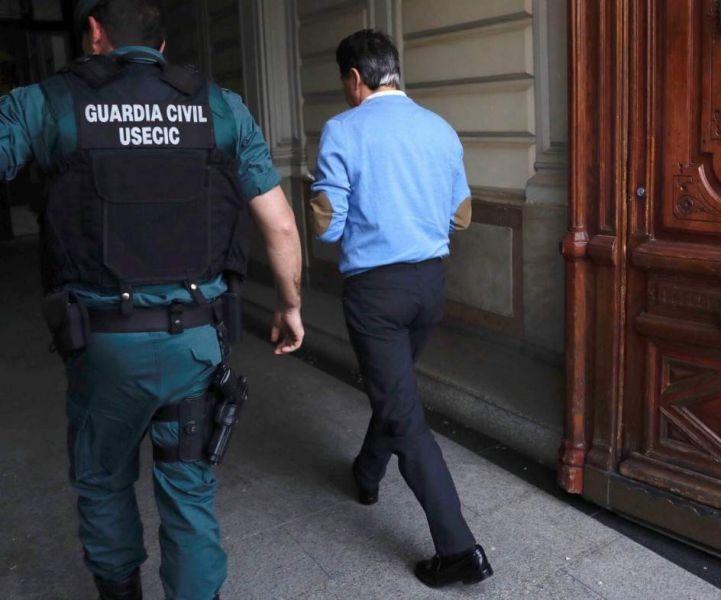 Ignacio González da su versión sobre Lezo sin pedir aún la libertad