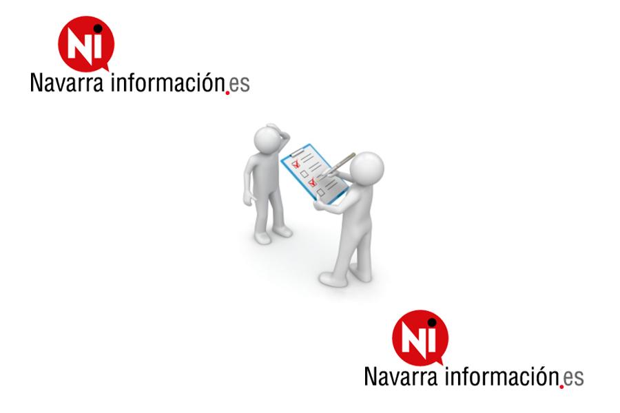 4.569 personas (97%) no quieren que la 'ikurriña' ondee en Navarra